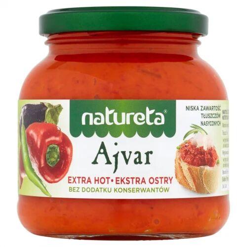 Ajvar Extra Ostry 290g - Natureta