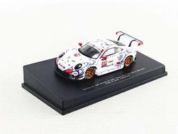 Spark 87S147 miniaturowy samochód z kolekcji, biały/fioletowy/czerwony