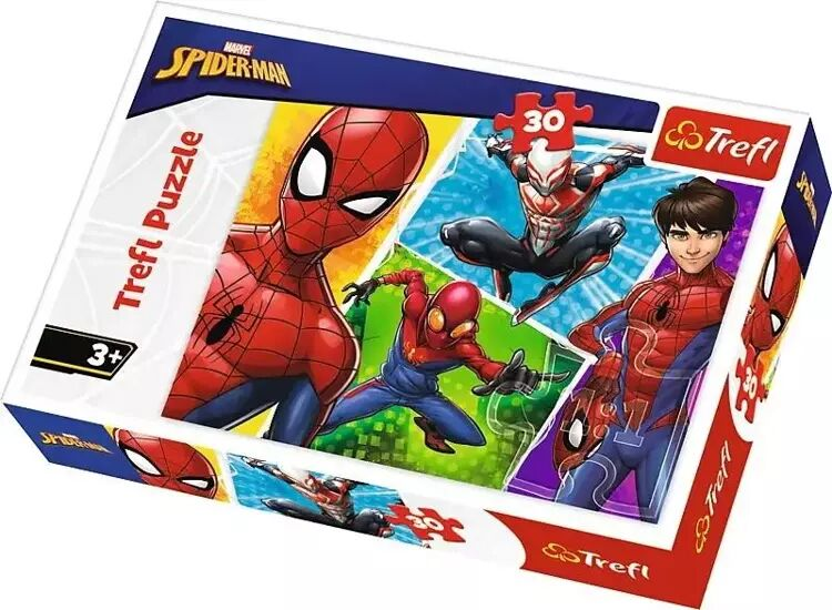 Puzzle 30 Spider-Man i Miguel TREFL
