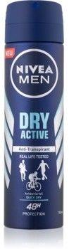 Nivea Men Dry Active antyprespirant w sprayu 150 ml