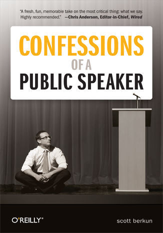 Confessions of a Public Speaker - Ebook.