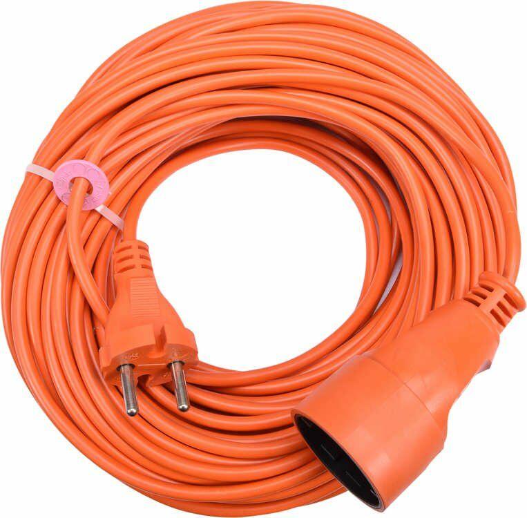 Przedłużacz pomarańczowy 30m 82675 - ZYSKAJ RABAT 30 ZŁ