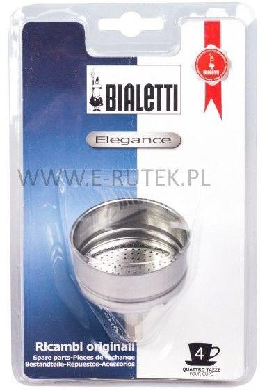Bialetti - Lejek zamienny do stalowych kawiarek 4tz