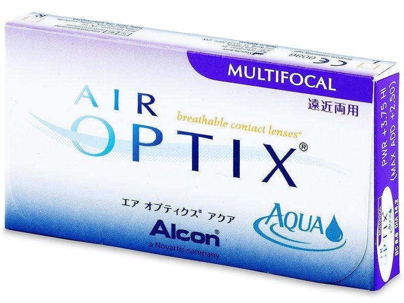 Air Optix Aqua Multifocal 3 sztuki
