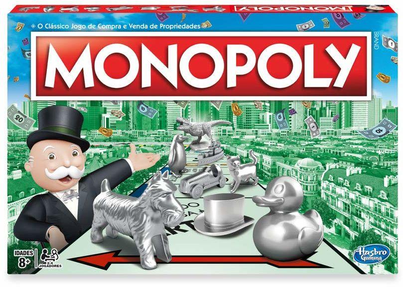 Monopoly Portugalia  wersja portugalska (HASBRO c1009190)
