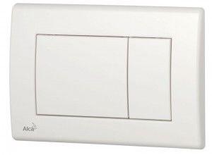 Przycisk spłuczki podtynkowej, biały M270