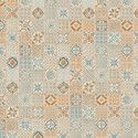 Podłoga winylowa Starfloor Click 30 Retro Orange Blue 36001003 4mm