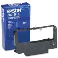 Taśma barwiąca EPSON ERC-38B czarna