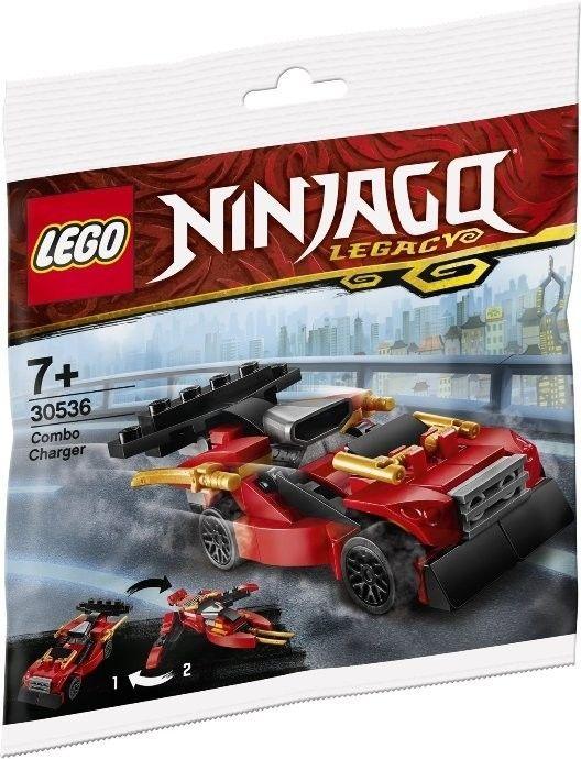 LEGO Ninjago 30536 Pojazd bojowy 2 w 1