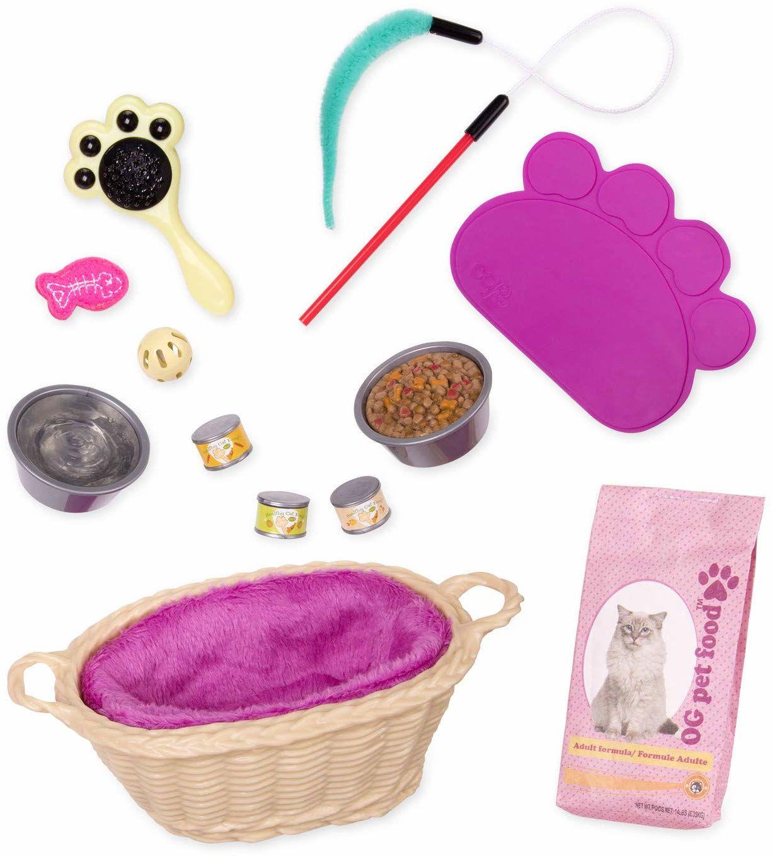 Our Generation - zestaw do zabawy dla zwierząt domowych - 44943