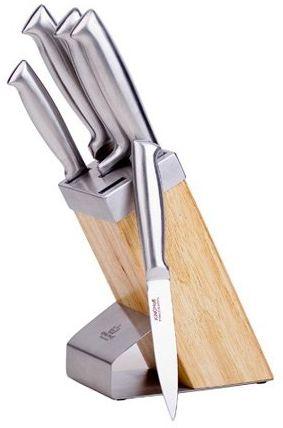 Zestaw noży w bloku Kinghoff KH-3461