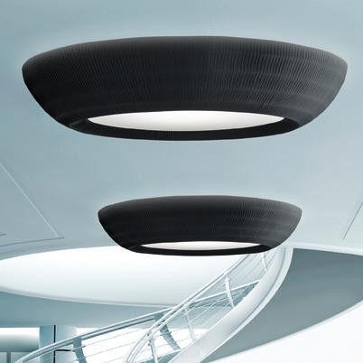 Bell 180 fioletowy - Axo Light - plafon