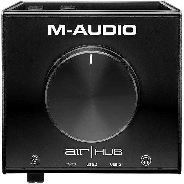 M-AUDIO AIR HUB - Interfejs monitorowy