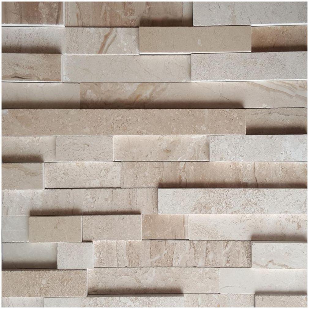 Kamień naturalny GREY WALL 60 x 16 cm MARMI-DECOR