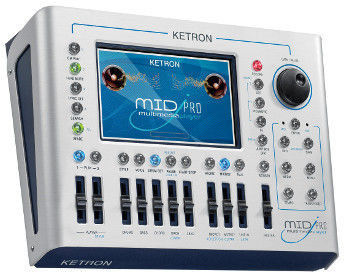 Ketron Midjay Pro - interfejs MIDI, player