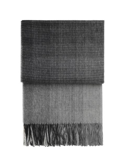 Pled wełniany Elvang Horizon Grey