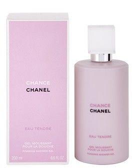 Chanel Chance Eau Tendre żel pod prysznic dla kobiet 200 ml