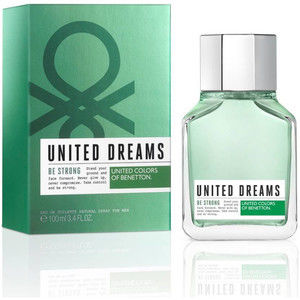 Benetton United Dreams Be Strong Woda toaletowa 100 ml