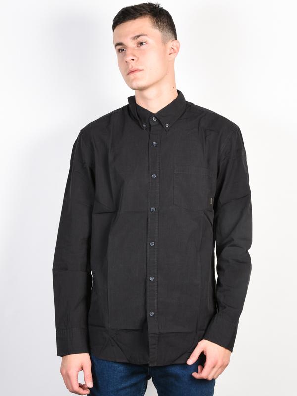 Quiksilver EVERYDAY WILSDEN TARMAC koszulka z długim rękawem męska - S