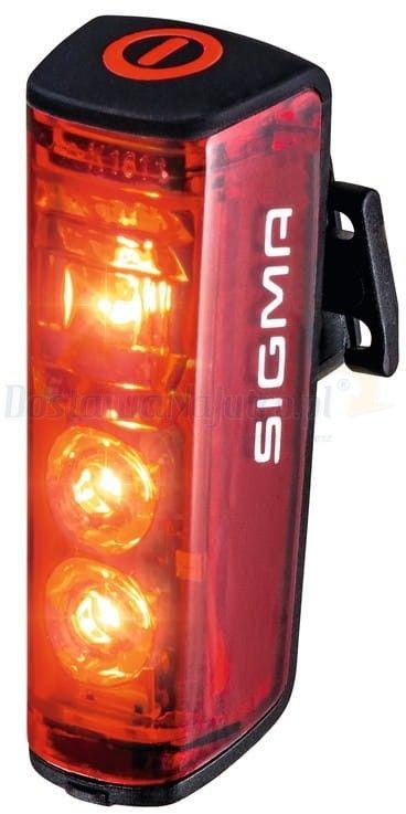 Sigma Blaze lampka rowerowa światło tył LED 500mm + STOP
