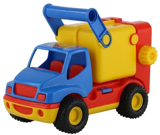 Pojazd ConsTruck samochód komunalny w siatce
