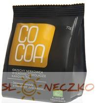 Orzechy nerkowca w czekoladzie kawowej BIO 70 g Cocoa