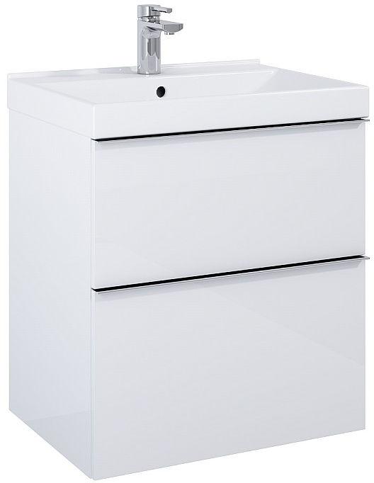 Szafka pod umywalkę 60 Look White Elita (167077)