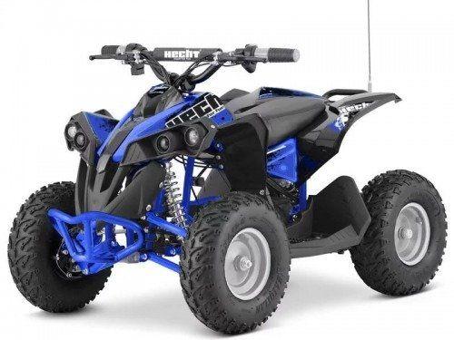 HECHT 51060 BLUE QUAD AKUMULATOROWY SAMOCHÓD TERENOWY AUTO POJAZD DLA DZIECI - OFICJALNY DYSTRYBUTOR - AUTORYZOWANY DEALER HECHT