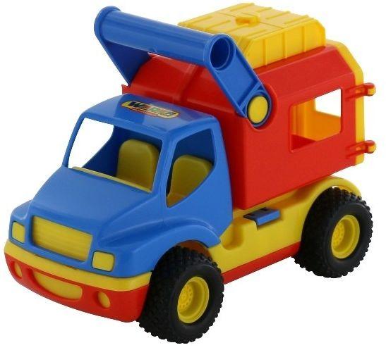 ConsTruck furgonetka w siatce