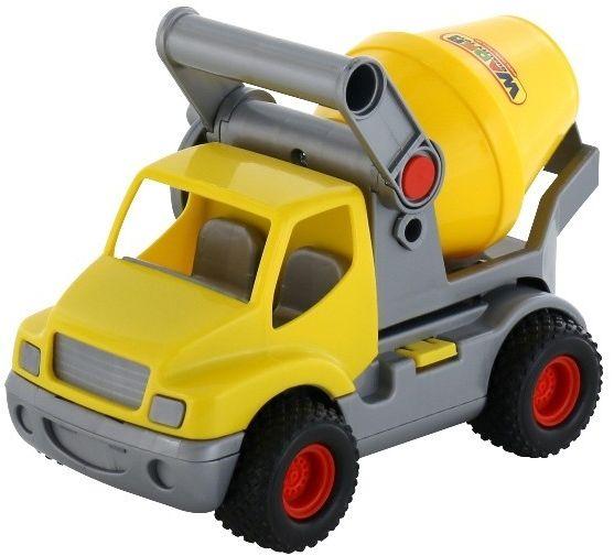 ConsTruck betoniarka żółta w siatce