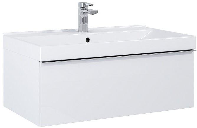 Szafka pod umywalkę 80 Look White Elita (167079)