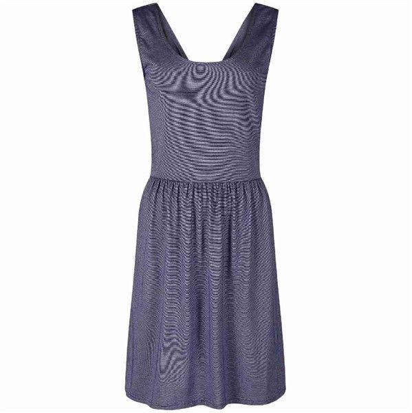 sukienka BENCH - Superlative Dark Blue (BL085