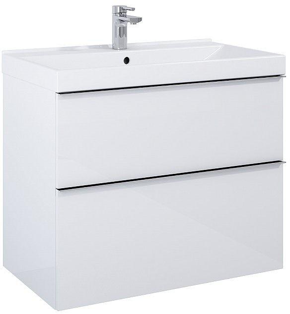 Szafka pod umywalkę 80 Look White Elita (167081)