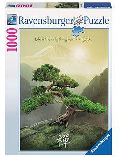 Puzzle Ravensburger 1000 - Drzewo Zen, Zen tree