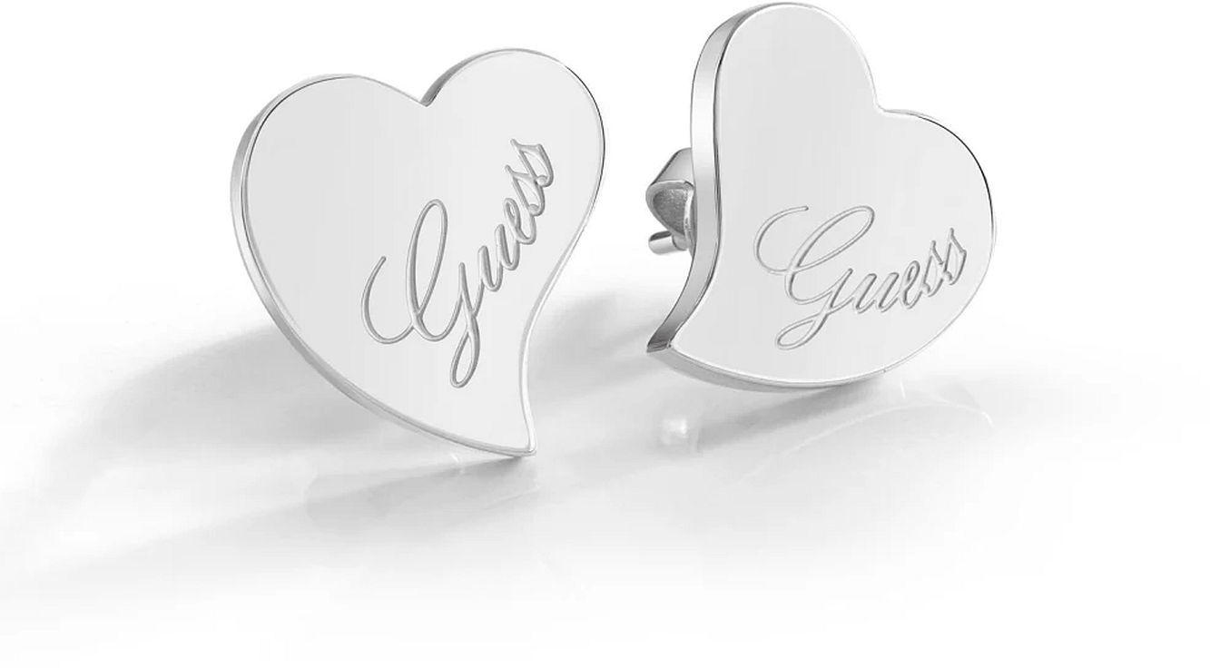 Kolczyki Guess Love