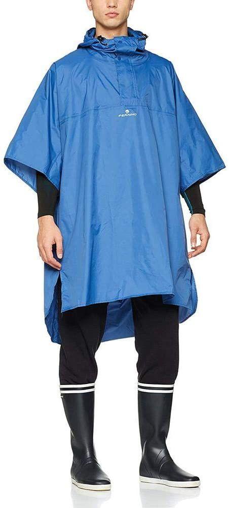 Ferrino ponczo ''Hiker'' niebieski niebieski 160