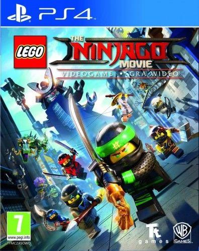 LEGO Ninjago Videogame NS Używana