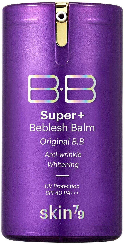 Krem BB Super+ Beblesh Balm Purple SPF40+PA+++ 40 g