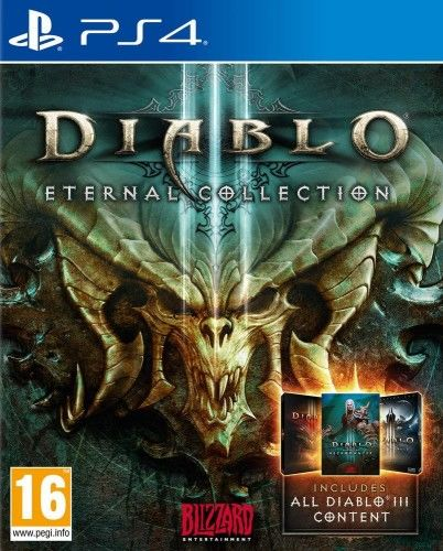 Diablo III Eternal Collection PS 4