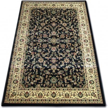 Dywan ROYAL ADR wzór 1745 czarny 60x200 cm