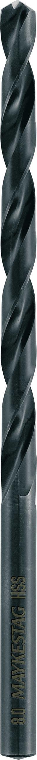 samocentrujące, wydłużone wiertło do metalu HSS 6,5-148/97mm, Alpen [0050100650100]