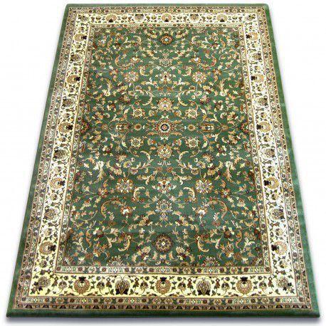 Dywan ROYAL ADR wzór 1745 ciemny zielony 60x200 cm