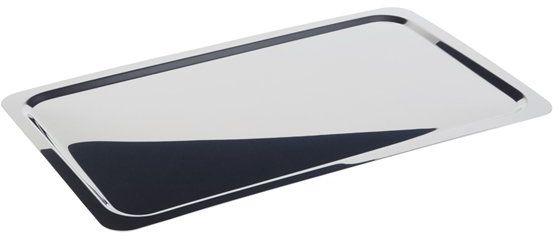 Taca prostokątna ze stali nierdzewnej GN 1/1 530x325mm