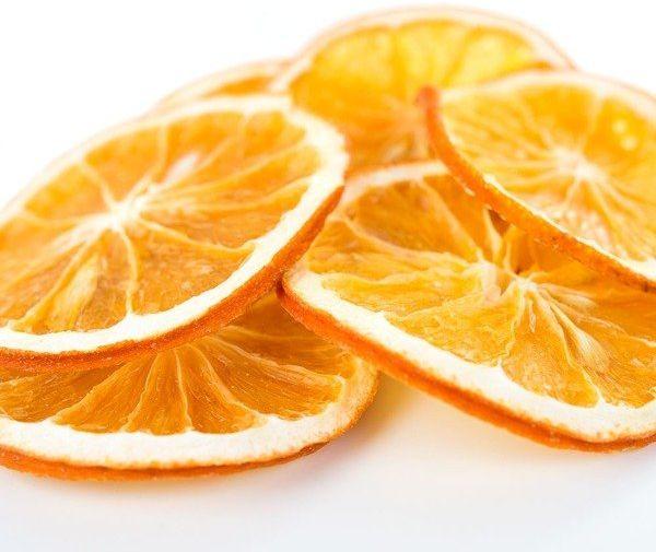Suszone plastry pomarańczy 50g 600338