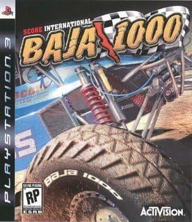 Score International Baja 1000 PS3 Używana