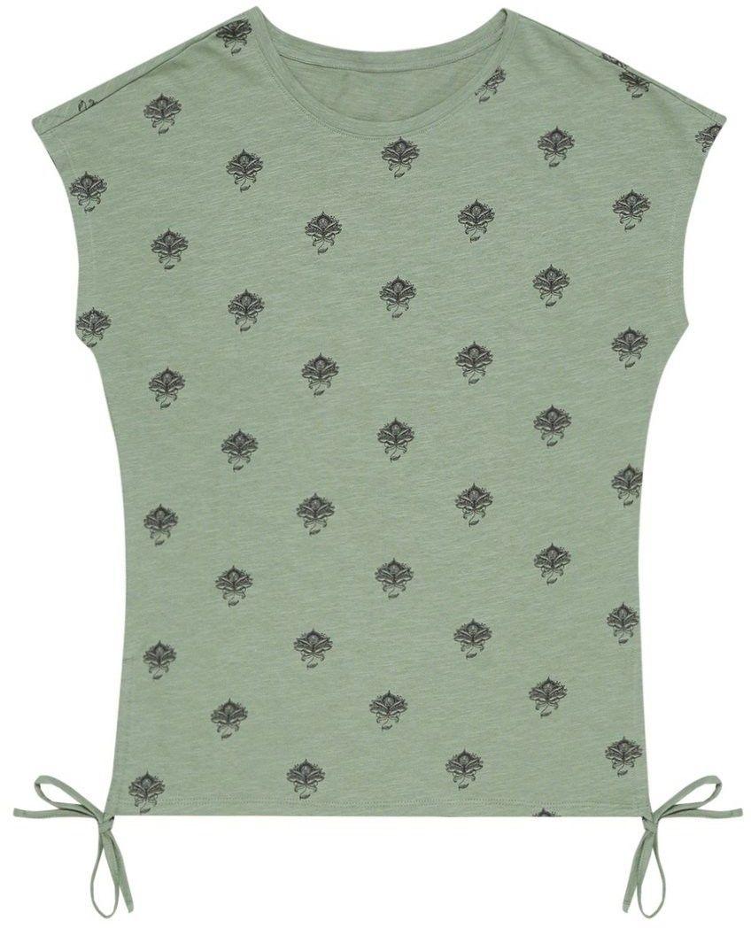 Bluzka z bawełny organicznej z nadrukiem