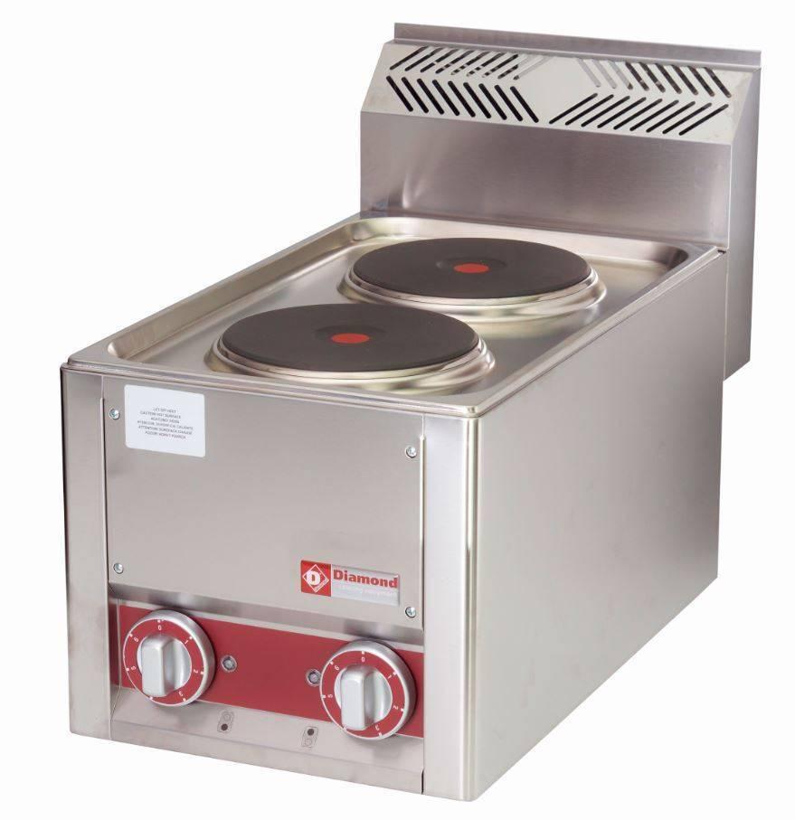 Kuchnia elektryczna nastawna 2 płytowa 4000W