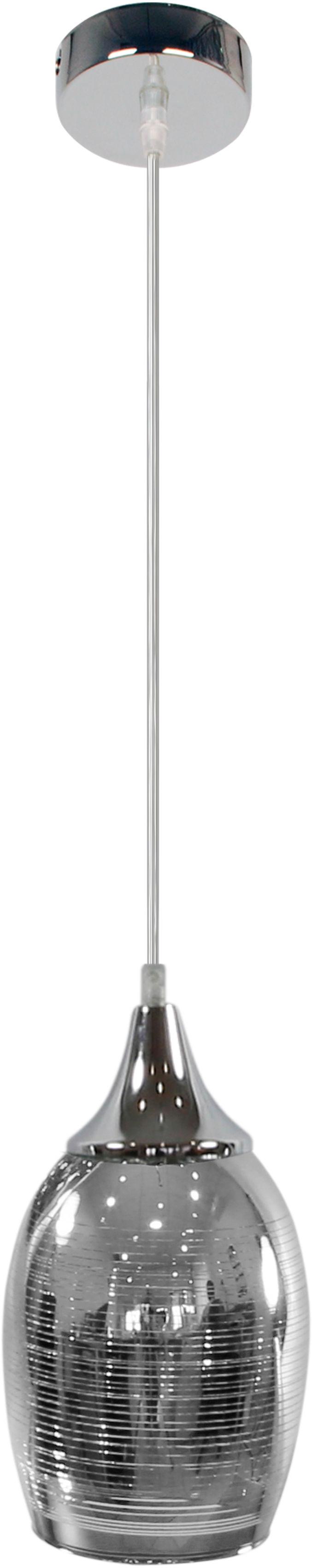Candellux MARINA 31-60174 lampa wisząca chrom 1X60W E27 14cm