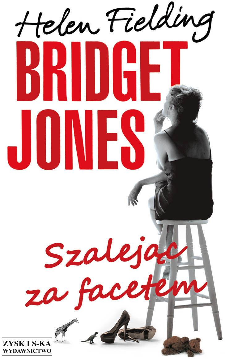 Bridget Jones: Szalejąc za facetem - Helen Fielding - ebook