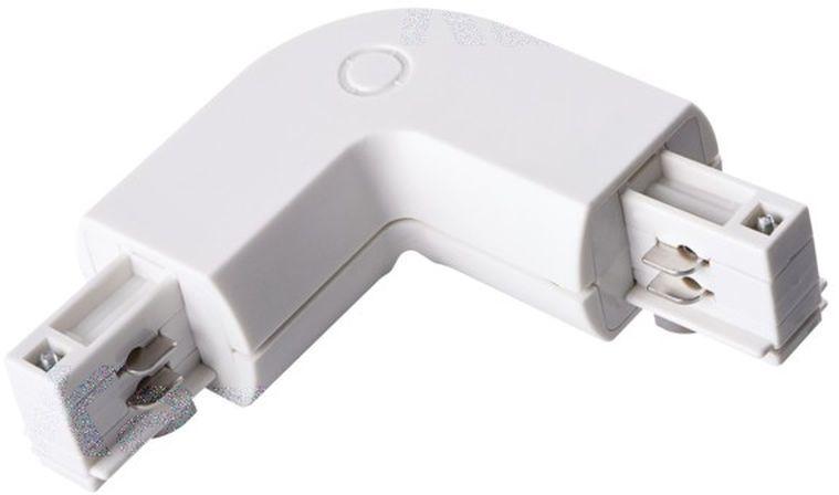 Elementy systemu szynowego TEAR łącznik T TEAR PR-90A-WH lewy 22581